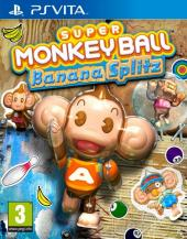 Super Monkey Ball Banana Splitz (PS Vita, английская версия)