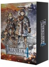 Valkyria: Chronicles 4 - Collectors Edition (Xbox One, английская версия)