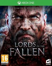 Lords of the Fallen: Limited Edition (Xbox One, русская версия)