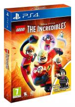 LEGO The Incredibles: Minifigure Edition (PS4, русские субтитры)