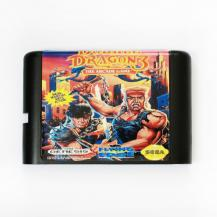 Double Dragon 3, Sega