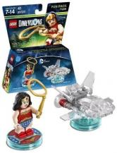 DC Comics (Wonder Woman, Invisible Jet), LEGO Dimensions Fun Pack