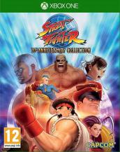 Street Fighter: 30th Anniversary Collection (Xbox One, английская версия)