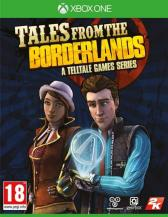 Tales from the Borderlands (Xbox One, английская версия)