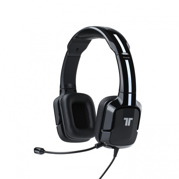 Гарнитура с микрофоном Tritton Kunai Stereo Headset (Black), PS4