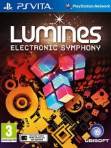 Lumines: Electronic Symphony (PS Vita, русская документация)