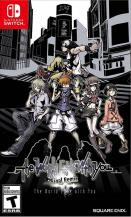 The World Ends with You - Final Remix (Nintendo Switch, английская версия)