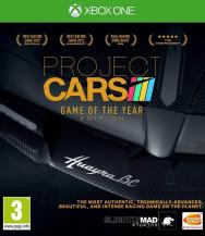 Project Cars - Game of the Year Edition (Xbox One, русские субтитры)
