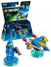 LEGO Movie (Benny, Benny's Spaceship), LEGO Dimensions Fun Pack