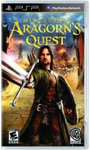 Lord of the Rings: Aragorns Quest (PSP, английская версия)