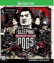 Sleeping Dogs: Definitive Limited Edition (Xbox One, русские субтитры)
