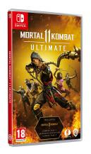 Mortal Kombat 11: Aftermath Kollection (USA) [Nintendo Switch, английская версия]