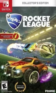 Rocket League - Collector's Edition (Nintendo Switch, русская версия)