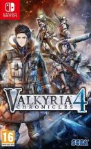 Valkyria Chronicles 4 (Nintendo Switch, английская версия)