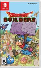 Dragon Quest Builders (Nintendo Switch, английская версия)