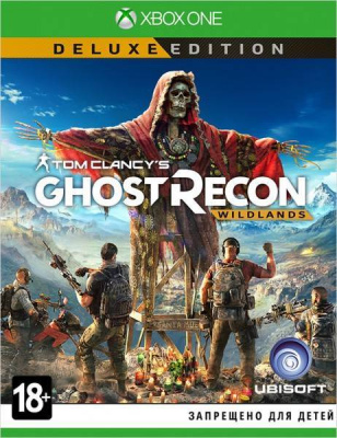 Tom Clancy's Ghost Recon: Wildlands - Deluxe Edition (Xbox One, русская версия)