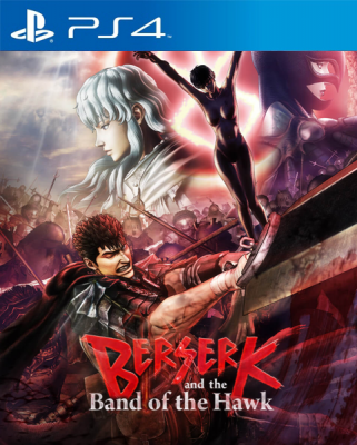 Berserk and the Band of the Hawk (PS4, английская версия)