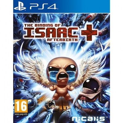 The Binding of Isaac: Afterbirth + (PS4, английская версия)