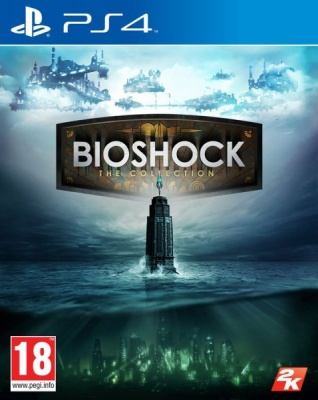 BioShock: The Collection (PS4, английская версия)