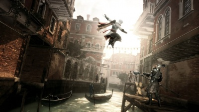 Assassin's Creed: the Ezio Collection (PS4, русская версия)