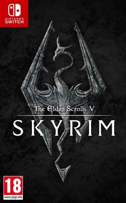 The Elder Scrolls V: Skyrim (Nintendo Switch, русская версия)