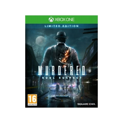 Murdered: Soul Suspect - Limited Edition (Xbox One, русская версия)