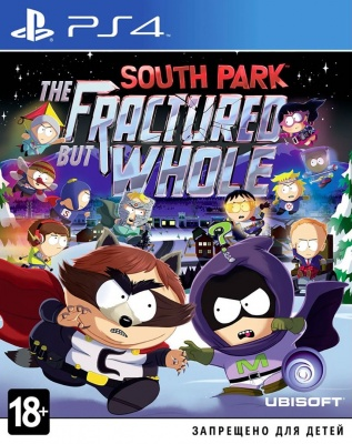 South Park: The Fractured but Whole (PS4, русские субтитры)