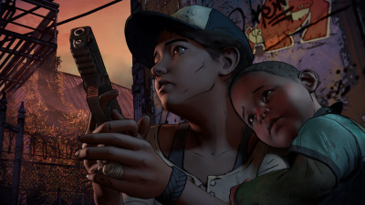The Walking Dead: The Telltale Game Series - Collection (Xbox One, русские субтитры)