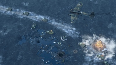 Sudden Strike 4: Day One Edition (PS4, русские субтитры)