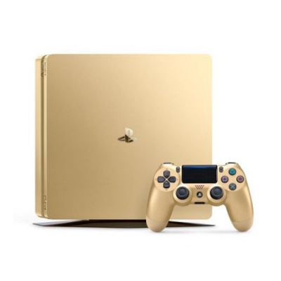 Playstation 4 Slim, 1tb (РСТ) (Gold)