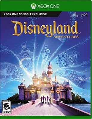 Disneyland Adventures (Xbox One, русская версия)