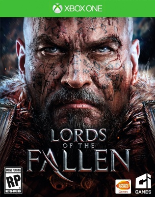 Lords of the Fallen (Xbox One, русская версия)