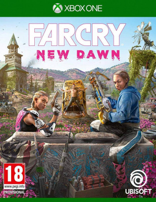 Far Cry. New Dawn (Xbox One, русская версия)