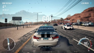 Need for Speed: Payback (Xbox One, русская версия)