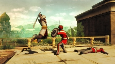 Assassin's Creed Chronicles: Trilogy (PS4, русские субтитры)