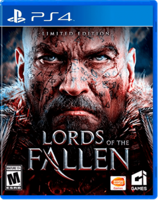 Lords of the Fallen: Limited Edition (PS4, русская версия)