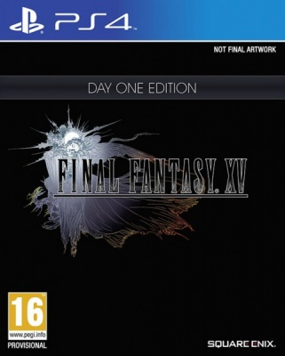 Final Fantasy XV: Day One Edition (PS4, русские субтитры)
