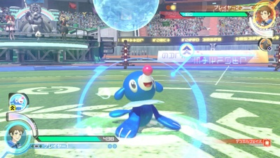 Pokken Tournament DX (Nintendo Switch, английская версия)