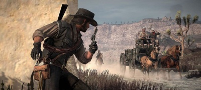 Red Dead Redemption: Game of the Year (Xbox One, английская версия)