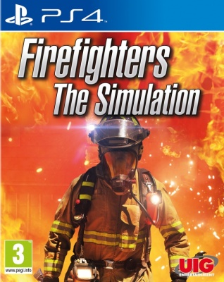Firefighters: The Simulation (PS4, английская версия)