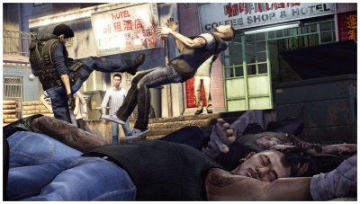 Sleeping Dogs: Definitive Edition (PS4, русские субтитры)