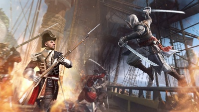 Assassin's Creed 4: Black Flag - Special Edition (Xbox One, русская версия)