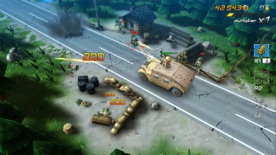 Tiny Troopers: Joint Ops - Zombie Edition (PS4, английская версия)