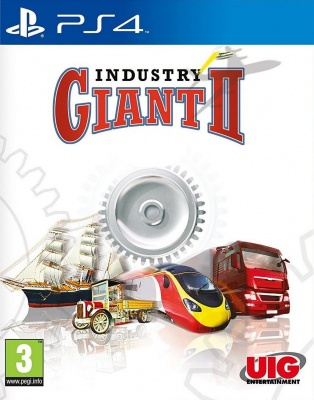 Industry Giant 2 (PS4, русские субтитры)
