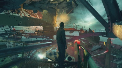 Quantum Break (Xbox One, русская версия)