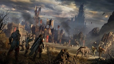 Middle - Earth: Shadow of War (PS4, русские субтитры)