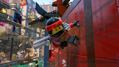 LEGO The Ninjago Movie: Videogame (Nintendo Switch, русская версия)