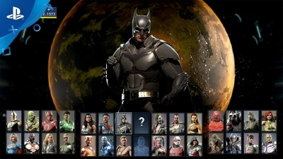 Injustice 2: Legendary Edition - Day One Edition (PS4, русские субтитры)