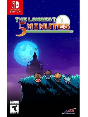 The Longest Five Minutes (Nintendo Switch, английская версия)