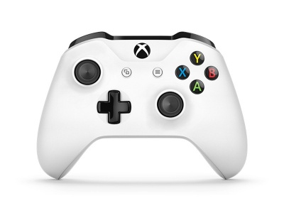 Контроллер Microsoft Xbox One Wireless White